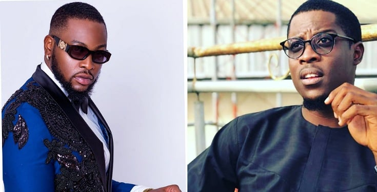 BBNaija 2019: Moment Seyi calls Teddy A an insecure pr*ck