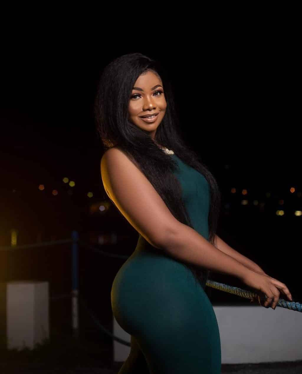 What Tacha said about been held hostage by Big Brother (video)