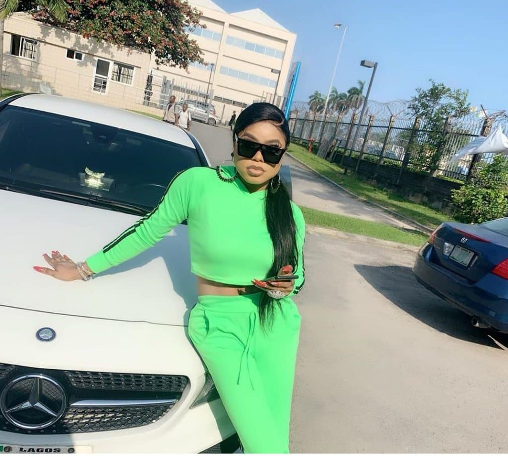 """My Mom Used To Have Many Boyfriends And She Encouraged Me To Be A Girl""- Bobrisky"