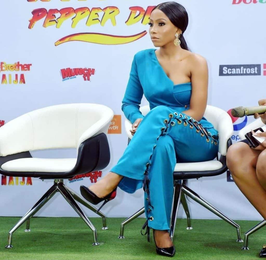 #BBNaija: Mercy replies those who linked her win to her body