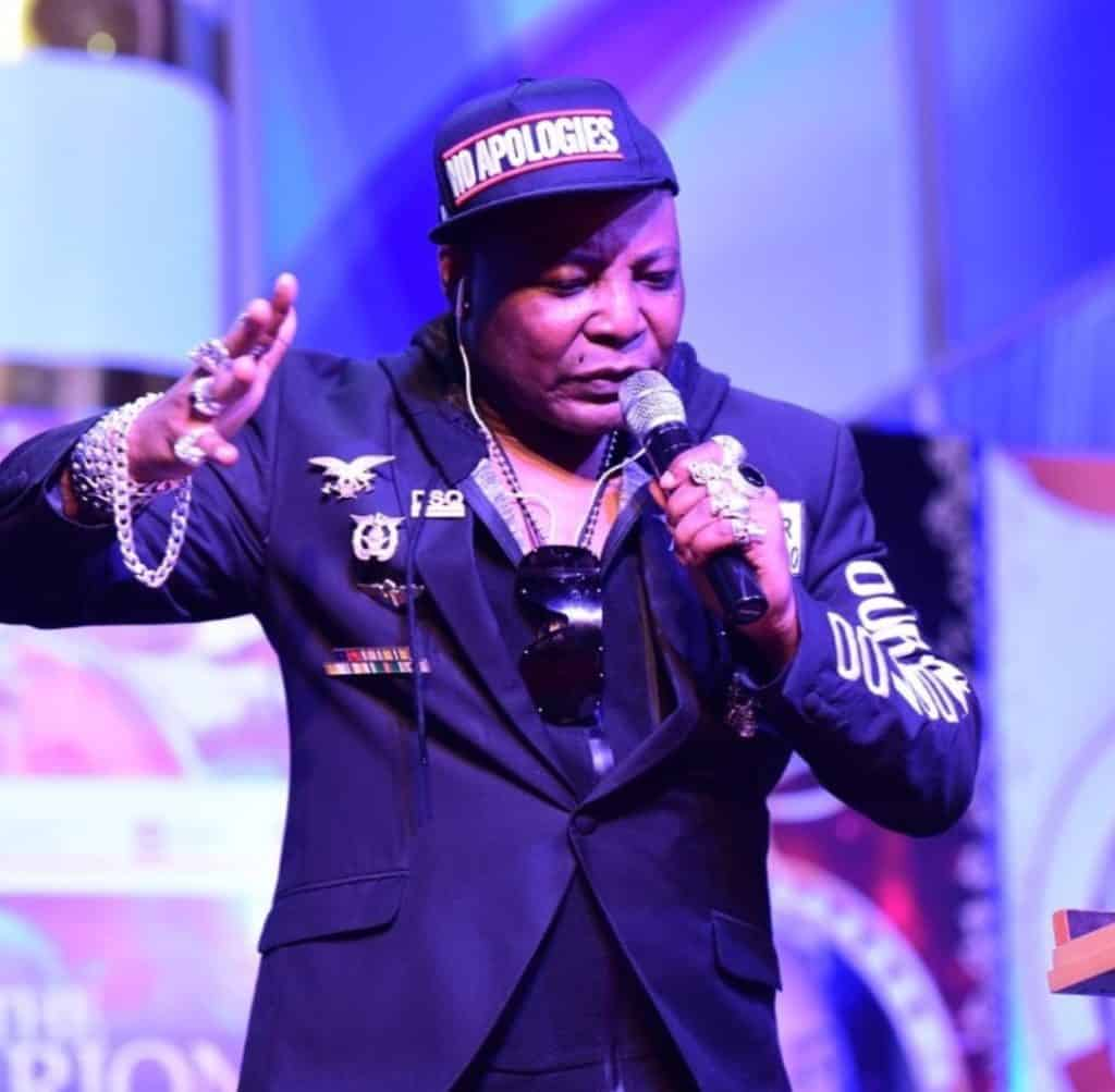 Charly Boy and Area fada loses mother thumbnail