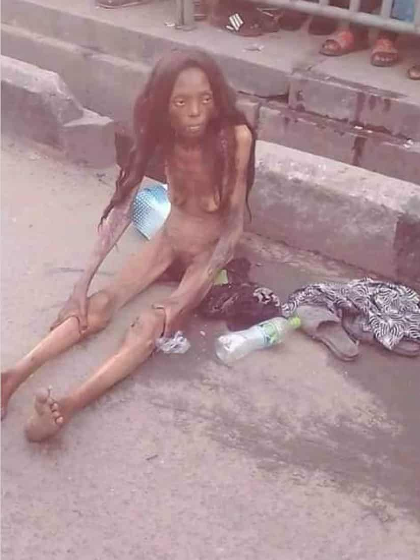 Update on the lady filmed reduced in size after alighting from a car in Ajah, Update on the lady filmed reduced in size after alighting from a car in Ajah, Latest Nigeria News, Daily Devotionals & Celebrity Gossips - Chidispalace