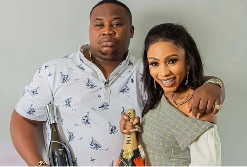 """Mercy didn't sign any ambassador deal with Moet""- Nigerian lady reveals"