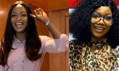 """""""You have the platform, you have the fans""""- Blessing Okoro advises Tacha"""