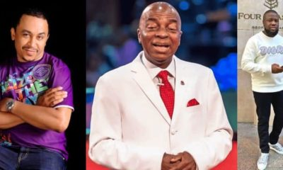 """If Christ were to visit Dubai today, he would more likely stay in Hushpuppi 's house than in Oyedepo's"" - Daddy Freeze"