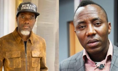 'If Sowore was Igbo, he would have been out by now' - Reno Omokri