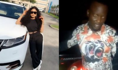 Man who assaulted Bobrisky needs ₦1 million to fix his car and phone (Video)