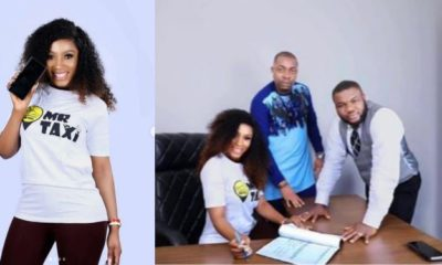Mercy bags another endorsement deal with Mr Taxi (photos)