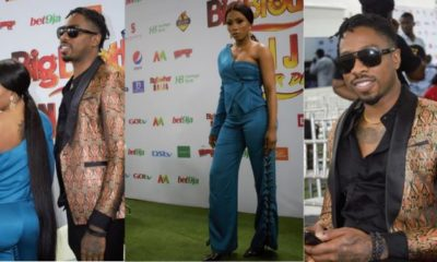 Mercy replies after she was asked if she was going to dump Ike (Video)