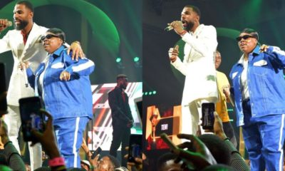 Moment Mike joined Teni to perform 'Case' at The Headies Awards 2019 (Video)
