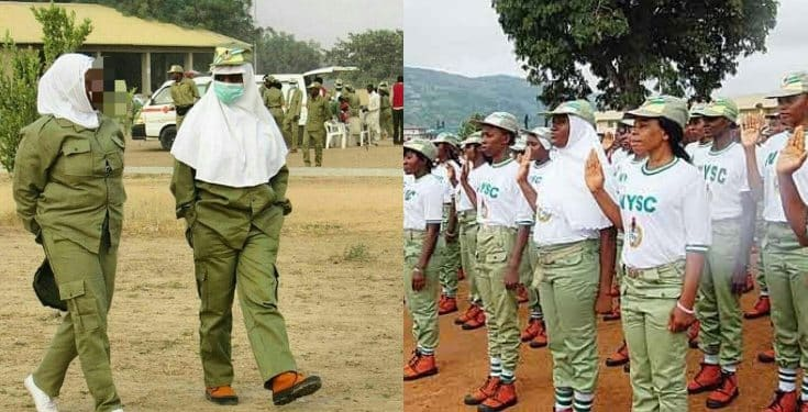 NYSC approves the use of hijab