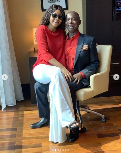 Ned Nwoko surprises his wife, Regina Daniels with a birthday treat (Video)