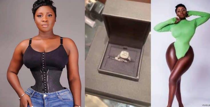 """Trouble in paradise? Newly engaged Princess Shyngle says she's """"broken and in serious pain"""""""