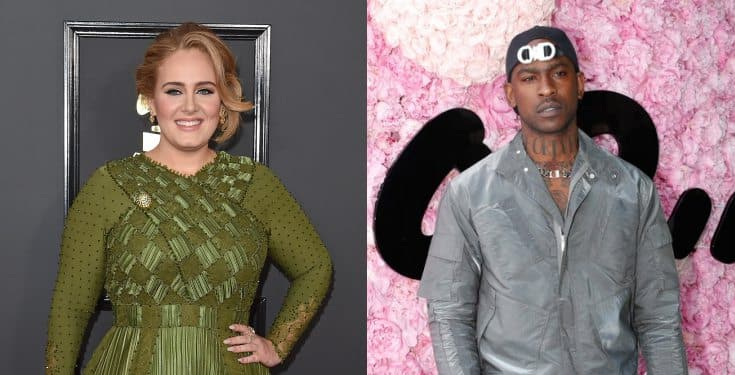 Nigerians react to Adele and rapper Skepta dating rumours