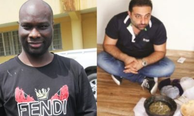 Nigerians react to arrest of Mompha's accomplice who pays ₦1.2 billion per year on rent