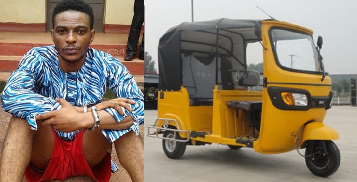 Pastor kills his girlfriend for refusing to buy him a tricycle in Enugu State