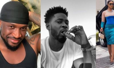 Peter Okoye endorses Teebillz and Tacha's new business relationship