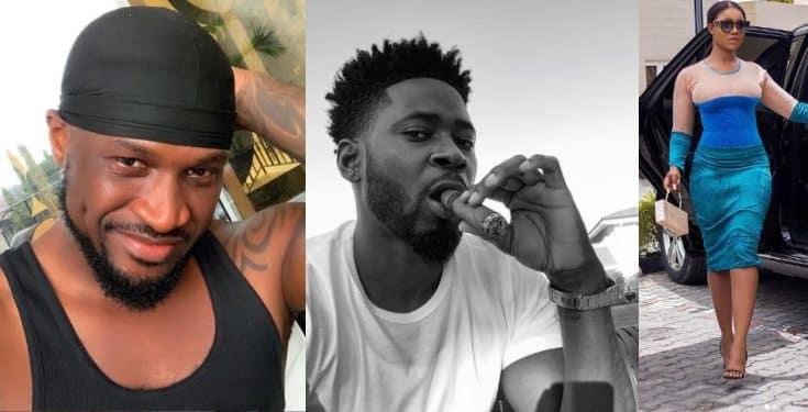 Peter Okoye endorses Teebillz and Tacha's new business relationship