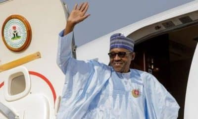 President Buhari Departs For Saudi Arabia Three Days After Russia Visit