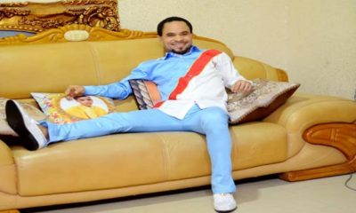 Prophet Odumeje blasts his haters says his visit to Indonesia is a blessing