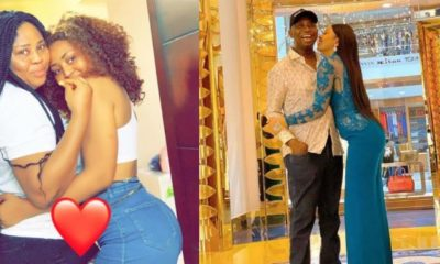 Regina Daniels mum replies those saying her daughter married a Methusela