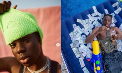 Rema replies man who said his voice is drawing like 'Ogbonno'