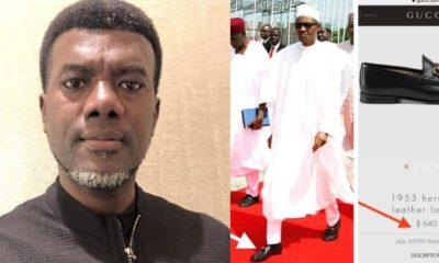 Reno Omokri berates President Buhari over border closure