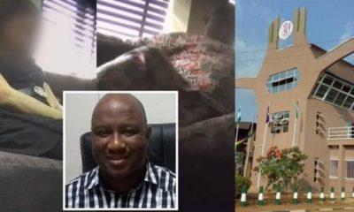 #SexForGrades: UNIBEN Professor Okwechime Emmanuel defends lecturers (video)