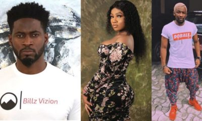 Teebillz reacts after OAP Dotun was threatened for accepting interviewing Tacha