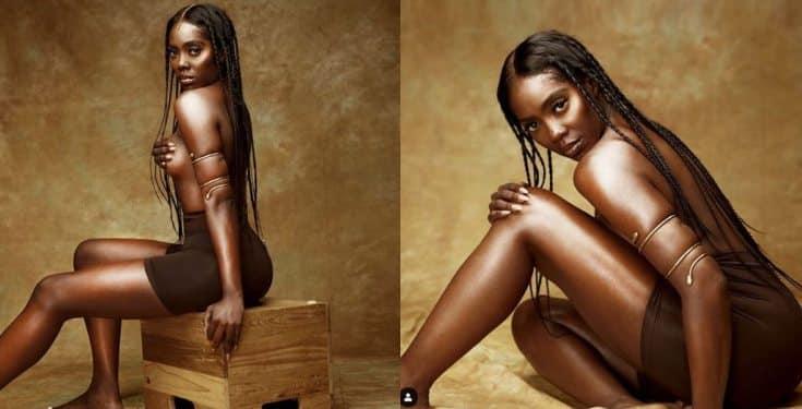 Tiwa Savage breaks Internet with seductive photos