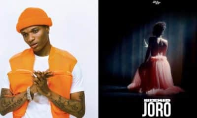 Twitter users react to wizkid's new song 'Joro', says it's just 'Noise'