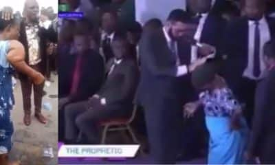 Two Pastors allegedly use same woman for same miracle (videos)