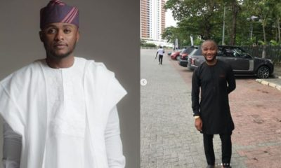 'Ubi Franklin jacked and slapped me backstage for making a joke about him' - Comedian, Omini Aho cries out