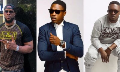 Willie Xo offers ₦20 million for a face off rap battle between Vector & M.I