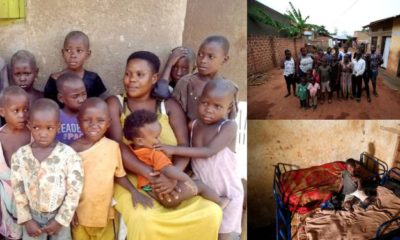 World's most fertile mother who gave birth to 44 children has finally been stopped from having more kids