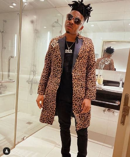'You're beautiful' - Mayorkun tells Mercy as she talks about being body-shamed (video)