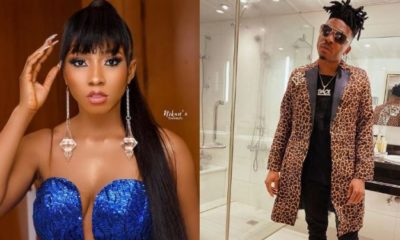 Mayorkun tells Mercy as she talks about being body-shamed