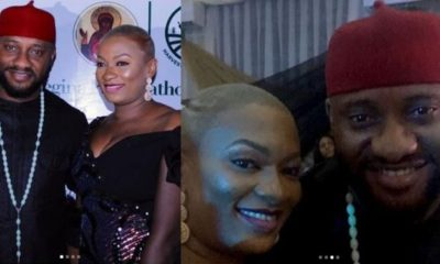 Yul Edochie and wife celebrate 15th wedding anniversary (photos)
