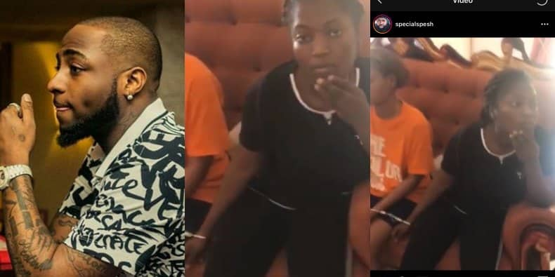 Alleged Pregnancy: Ladies Who Accused Davido, Arrested & Handcuffed thumbnail