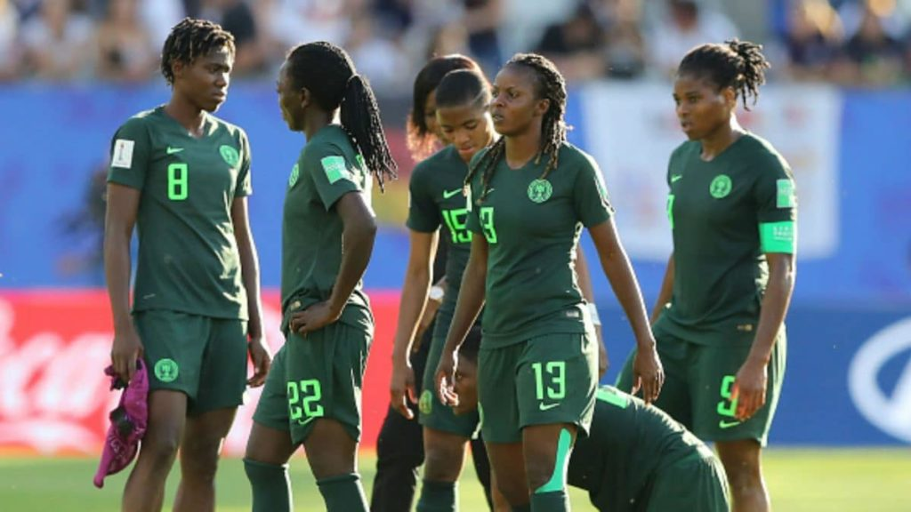 Super Falcons crashes out of 2020 Olympics after Ivory Coast Draw