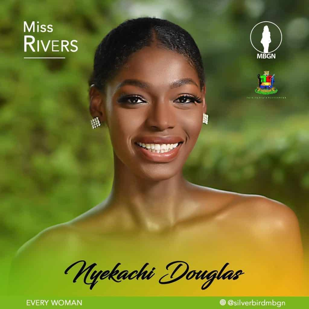 MBGN 2019: Miss Rivers, Nyekachi Douglas, emerges as the New Queen!