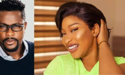 'I can last more than 40 seconds' - Nollywood actor, Mandinga woos Tonto Dikeh