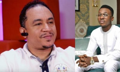 """Satan never killed anyone in the Bible,"" - Daddy Freeze educates Frank Edwards"