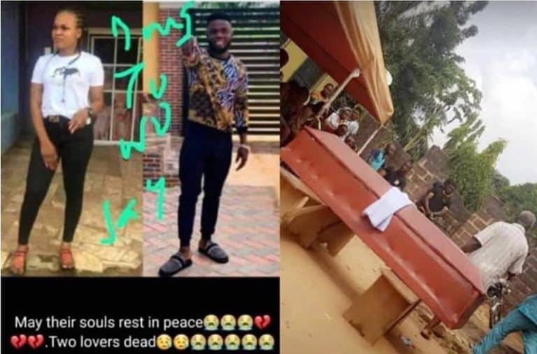 Fed Poly Oko final year student dies mysteriously with her boyfriend