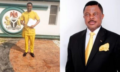 Actor Zubbby Michael appointed Special Adviser on Media by Governor Willie Obiano