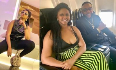 Actress Etinosa replies a troll who asked her to lose weight