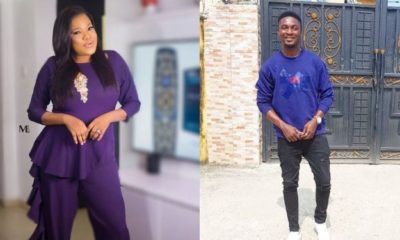 Adeniyi Johnson replies trolls using his failed marriage to Toyin Abraham to insult him