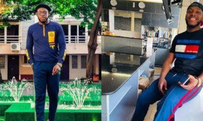 BBNaija's Frodd recounts how he got swindled after attempting to leave the country