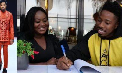 BBNaija's Ike bags an endorsement deal with Hypeandsteam Nigeria