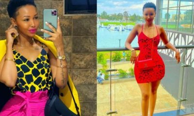 'Black men love stupid women so they can manipulate them' - Huddah Monroe